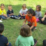 Voluntariado de Ocio y tiempo libre en colonias de verano