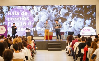 VIII Premios Fundación Esplai a la Ciudadanía Comprometida