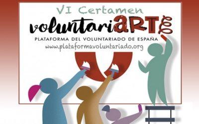 VI Edición del Certamen de Voluntariarte
