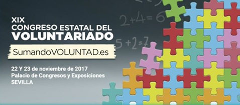XIX Congreso Estatal del Voluntariado 2017