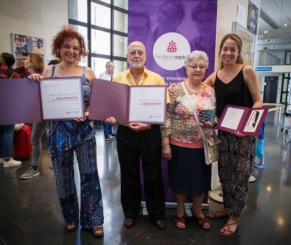 Gala de los X Premios Fundación Esplai a la Ciudadanía Comprometida