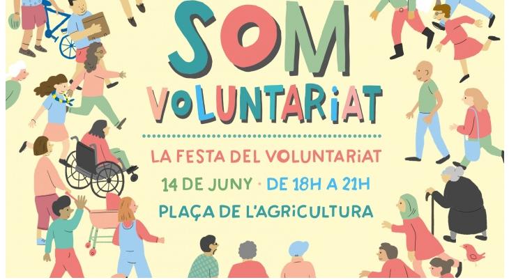 Fiesta del Voluntariado en El Prat de Llobregat