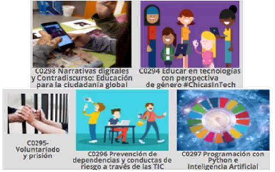 Ciclo Formativo de la Academia de Telecentros y Organizaciones Sociales