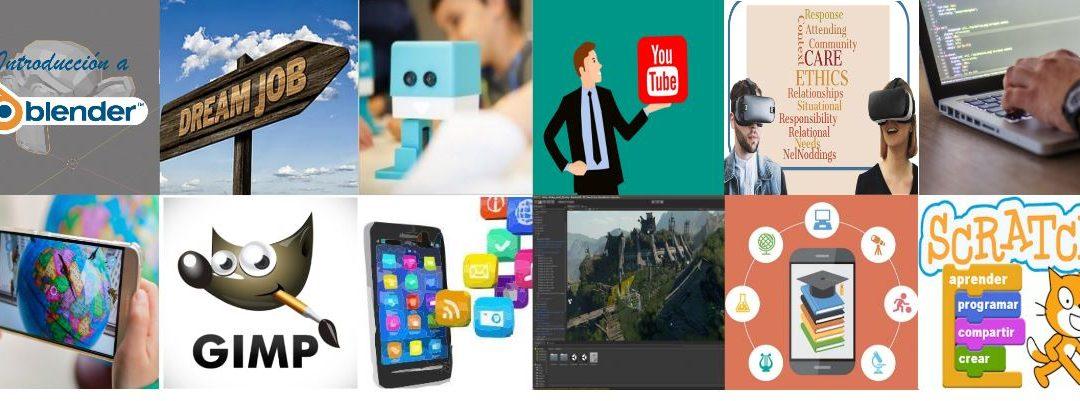 Cursos online sobre TIC: formación subvencionada